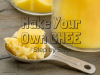 How to make your own GHEE at home