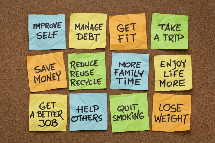New Years Resolutions - Make 2014 Your Best Year! | DoshaFit®