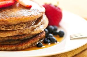 Delicious Oatmeal Pancakes   DoshaFit®