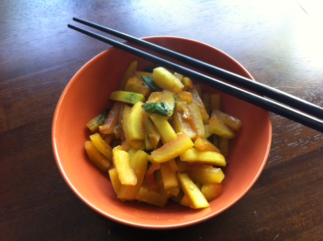 Watermelon Rind Sweet & Sour   One Day detox with Watermelon   DoshaFit®