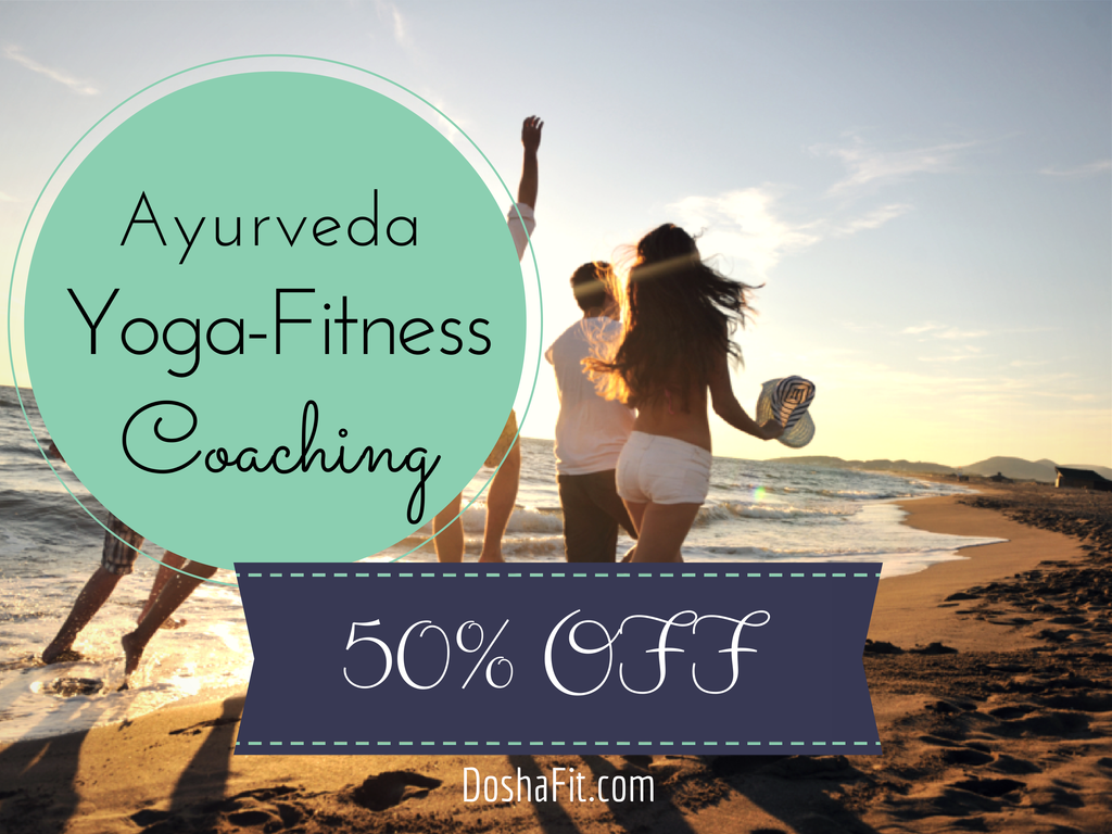 Ayurveda Yoga Fitness - Coaching | DoshaFit®