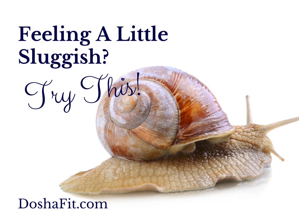 Feeling A LittleSluggish? Fall Cleanse | DoshaFit®
